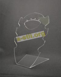 Подставка для ювелирных украшений и бижутерии (код 2502)