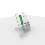 Подставка для телефонов с флоковым покрытием