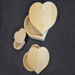 Шкатулка - сердце набор
